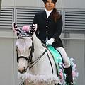 写真: 川崎競馬の誘導馬04月開催 桜Verその1-120409-04-large