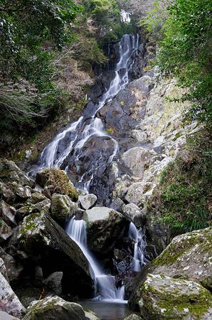 恵の滝 2012.2.27-1