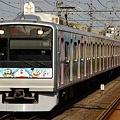 Photos: 特別電車「小田急 F-Train」となった3093F