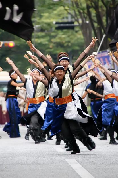パワフル_03 - 良い世さ来い2010 新横黒船祭