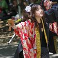 朝霞なるこ人魚姫_12 - よさこい祭りin光が丘公園2011