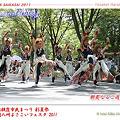 写真: 朝霞なるこ遊和会_23 -  「彩夏祭」 関八州よさこいフェスタ 2011