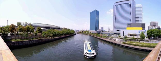 大阪城公園 第二寝屋川 wp_k112