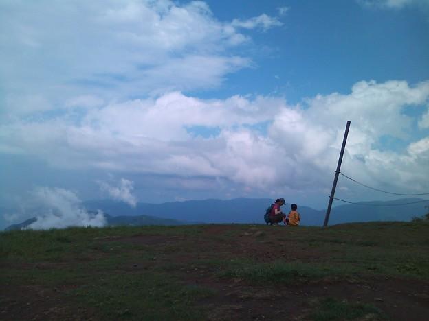 鉢伏山 山頂