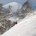Photos: チセとスノーボード