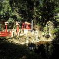 Photos: 世田谷線:宮の坂駅界隈_世田谷八幡宮-03厳島神社b