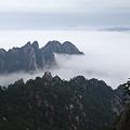 Photos: 黄山の雲海