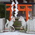 Photos: 稲荷社(屋敷神 台東区池之端) 4