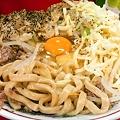 麺徳(東陽町)・汁無しw