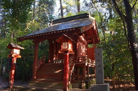 鷲宮神社・鹿島神社