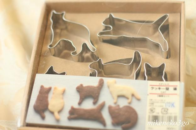 Photos: クッキー型