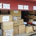 写真: 【東北関東大震災】支援物資準備