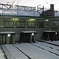 会津若松駅 頭端式ホーム