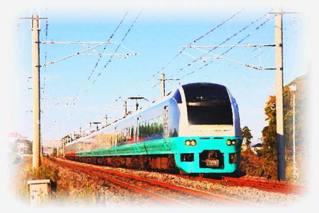 Photos: 常磐線 特急フレッシュひたち