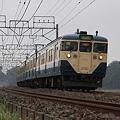 総武本線 物井-佐倉 普通列車 113系