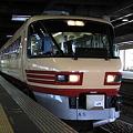 485系 雷鳥 パノラマグリーン 金沢駅