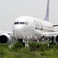 Ibaraki Airport Skymark Airlines Boeing 737-800