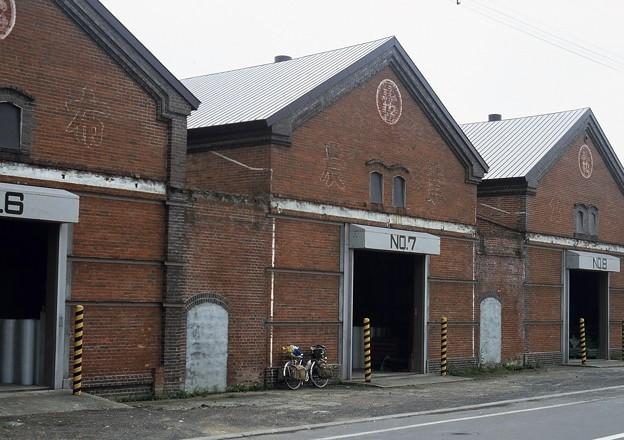 Photos: 比布町 赤レンガ倉庫