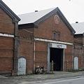 写真: 比布町 赤レンガ倉庫