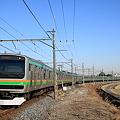 東北本線 東鷲宮-栗橋 普通列車