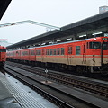 鳥取駅は非電化!