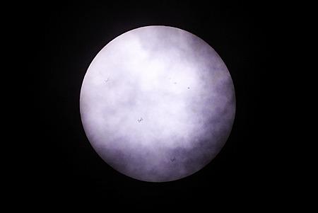 ISS 日面通過2011/05/06 004-1