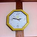 Photos: 時計止まってる!Dr.コパの風水時計でごめんね(^^;;