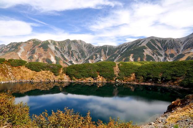 立山 みくりが池