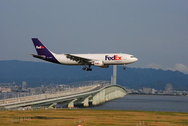 FedEx Airbus A300-600