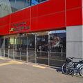 写真: 東室蘭駅西口