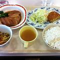 写真: 20120524昼食