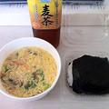 写真: 20120718昼食