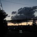 Photos: 帰宅中の夜景