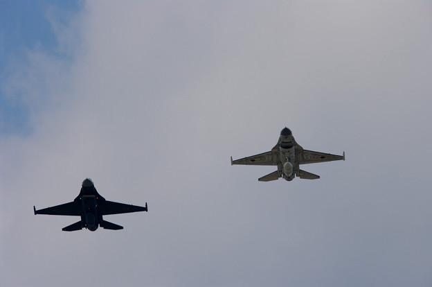 Photos: F-2・フォーメーションアプローチ(1)