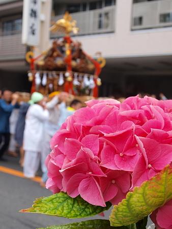 110605 葛原岡神社大祭