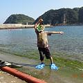 Photos: 2011西伊豆岩地海水浴場