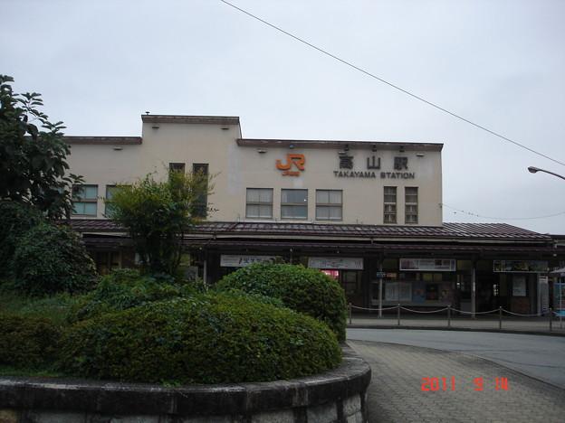DSC00029 高山駅
