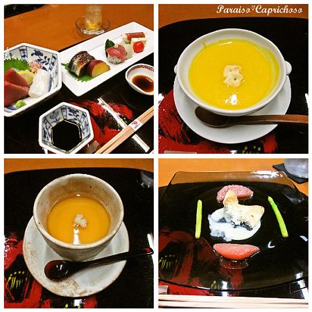 海椿葉山・夕食