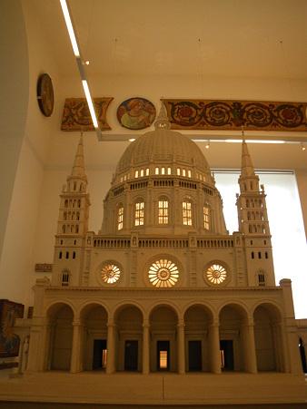 大聖堂の全体像