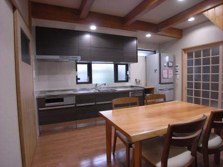 Photos: キッチン完成-1