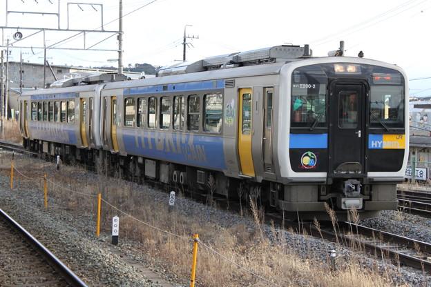 小海線キハE200-2
