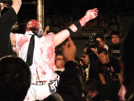 大日本プロレス 横浜文化体育館 20101219 (8)