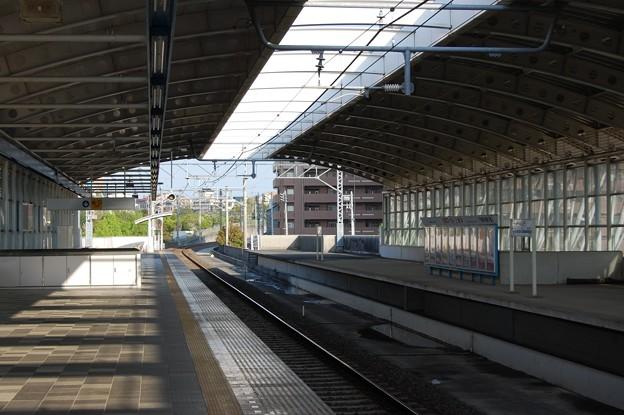 京成電鉄 おゆみ野駅ホーム