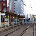 写真: 函館市、函館駅前駅