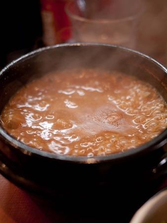 石焼つけ麺 ミックス