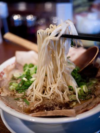 新京都 濃厚醤油ラーメン