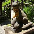 Photos: 狐様-於岩稲荷田宮神社 (中央区新川)