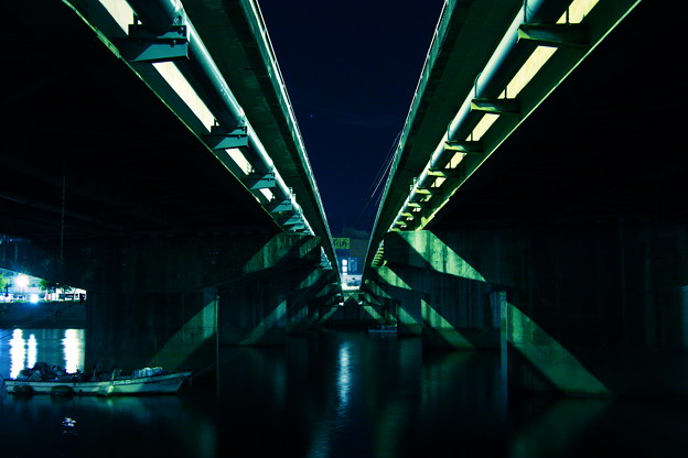 Night Bridge