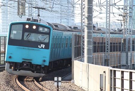 京葉線 K2/52編成