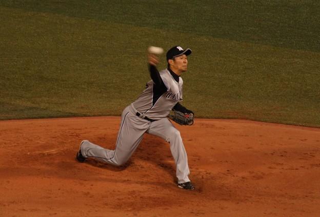 阪神 久保投手